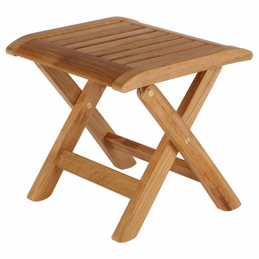 Picture of ASCOT RECLINER FOOTSTOOL / SIDE TABLE