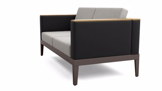 Picture of AURA TWO-SEAT SETTEE